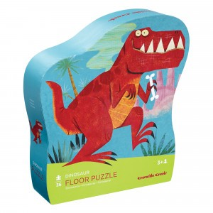 Crocodile Creek Vloerpuzzel Dinosaurus (36 stukken)