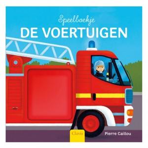 Clavis Speelboekje De voertuigen