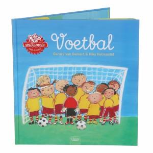 Clavis Leesboekje Voetbal