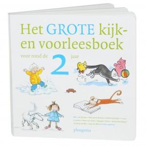 Ploegsma Het Grote kijk- en voorleesboek - 2 jaar