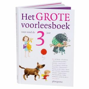 Ploegsma Het Grote voorleesboek - 3 jaar