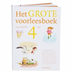 Ploegsma Het Grote voorleesboek - 4 jaar