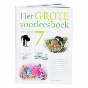 Ploegsma Het Grote voorleesboek - 7 jaar