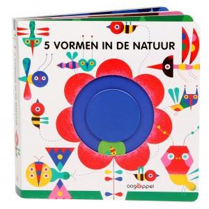 Oogappel Vormenboekje 5 Vormen in de natuur