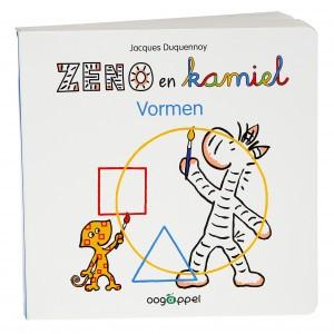 Oogappel Leesboek Zeno en Kamiel - Vormen