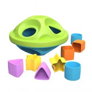 Green Toys Vormensorteerder