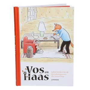 Lannoo Boek Vos en Haas