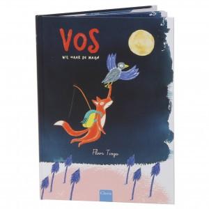 Clavis Leesboekje Vos wil naar de maan