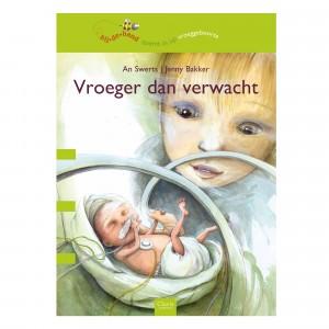 Clavis 'Bijdehand' Informatief Leesboek Vroeger dan verwacht