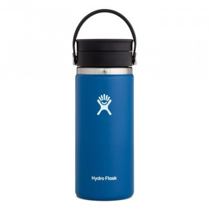 Hydro Flask Insulated Coffee Mug w/Flex Sip Lid (473 ml) Cobalt