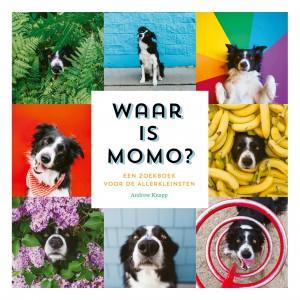 Standaard Uitgeverij Zoekboek Waar is Momo?
