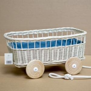 Tweede Kans product - Fabelab Trek Wagentje