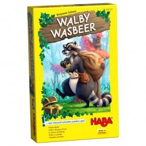 Haba Supermini Spel Walby Wasbeer