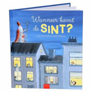 Clavis Leesboekje Wanneer komt de sint?