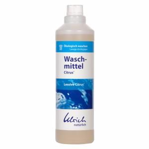 "Ulrich Natürlich Vloeibaar Wasmiddel ""Citrus"" 1L"