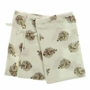 Trixie Tetra Washandjes Set van 3 Blowfish