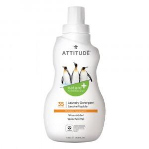 Attitude Wasmiddel Citrus Zest (1,05L)