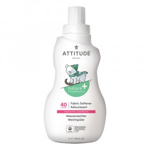 Attitude Little ones Wasverzachter Fragrance Free (1L)