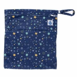 Cheeky Wipes Dubbele Waszak Minky Medium Starry Night