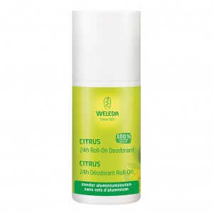 Weleda Deodorant Roll-On Citrus
