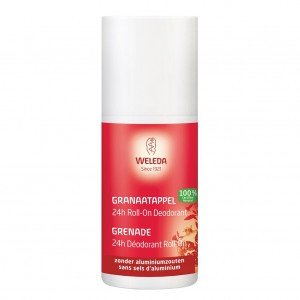 Weleda Deodorant Roll-On Granaatappel