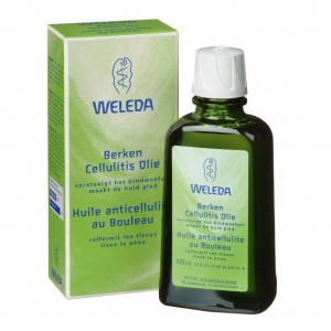 Weleda Anti Cellulitis Olie Berken