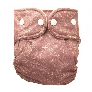 WeeCare Overbroekje Easy Cover 3.0 Branches Rose