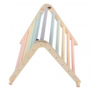 Sawdust & Rainbows Compact Wee'un Klimrek Pastel