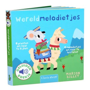 Clavis Geluidenboekje Wereldmelodietjes