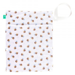 Totsbots Wet and Dry Bag Buzzy Bee