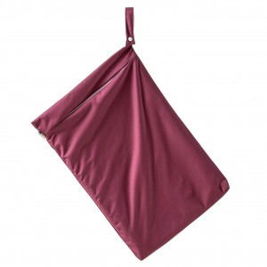 Little Lamb Wetbag Large Aubergine