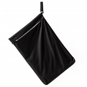 Little Lamb Wetbag Large Black