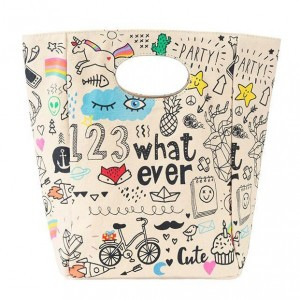 Fluf Lunch Bag Whatever