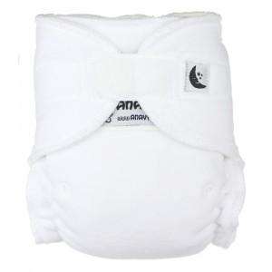 Anavy Nachtluier XL met velcro White (6-18 kg)