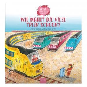 Clavis Informatief Leesboek Wie maakt die vieze trein schoon?