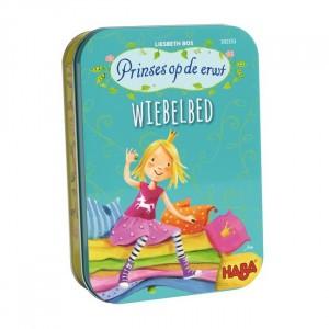 """Haba Spel De prinses op de erwt """"Wiebelbed"""""""