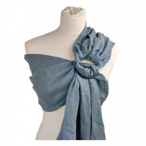 Wild Bloom Ring Sling Blue Sea Holly