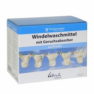 """Ulrich Natürlich Luierwasmiddel """"Actifresh"""" 2kg"""