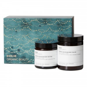 Evolve Cadeauset Exotic Winter Warmer