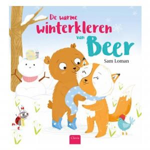 Clavis Leesboekje De warme winterkleren van Beer