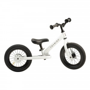 Trybike Steel Tweewieler Wit