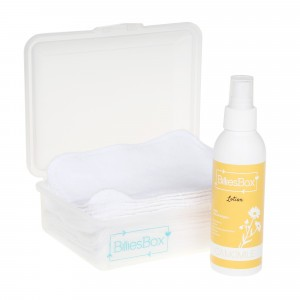 BilliesBox Wit met Lotion Camomile