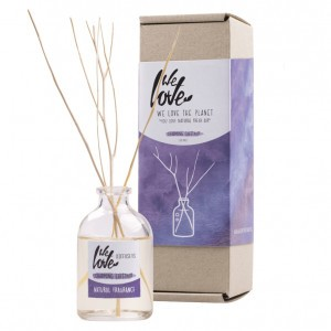 We Love The Planet Diffuser - Charming Chestnut natural fragrance