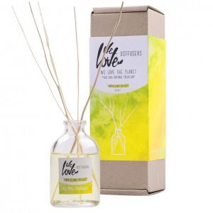 We Love The Planet Diffuser - Darjeeling Delight natural fragrance