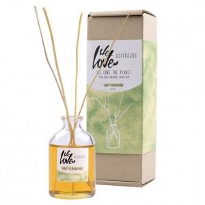 We Love The Planet Diffuser - Light Lemongrass essential oil