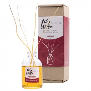 We Love The Planet Diffuser - Warm Winter essential oil
