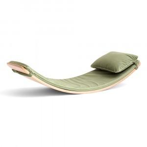 Wobbel Deck Matras + Kussen XL Olive