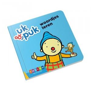 Zwijsen Uk & Puk Woordjes leren