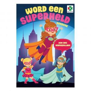 Selecta Doeboek Word een Superheld