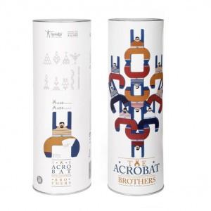 Londji Stapeltoren 'The Acrobat Brothers'